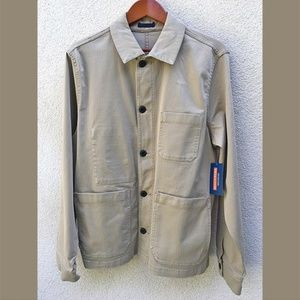 NWT, Mens Old Navy Tan Jacket